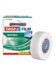 Adhésif invisible en boîte individuelle 19mmx33m