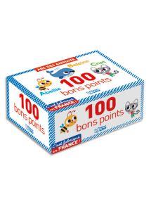 Boîte de 100 images l'ABC des animaux