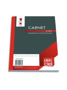 Manifold autocopiants 21x29 cm, 50 pages en double exemplaire