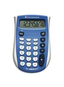 Calculatrice Texas Instrument TI 503SV 4 opérations