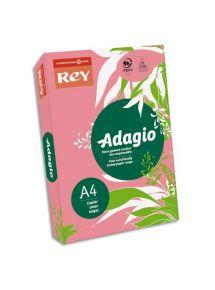 Papier framboise 80g A4 Adagio, ramette de 500 feuilles