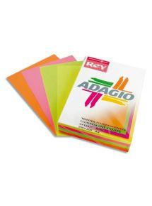 Papier mandarine 80g A4 Adagio, ramette de 500 feuilles