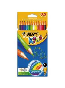 Classpack de 216 crayons de couleur Tropicolors