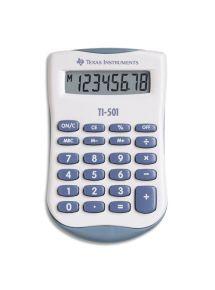 Calculatrice Texas Instrument TI501