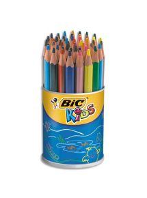 Pot de 48 crayons de couleur Evolution Triangle