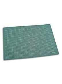 Plaque de découpe en PVC, format 60x90 cm, 1 face quadrillée