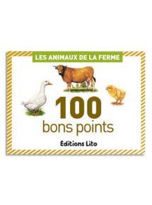 Boîte de 100 images les animaux de la ferme