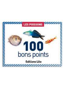 Boîte de 100 images les poissons
