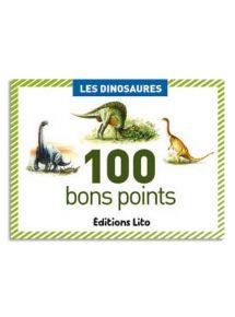Boîte de 100 images les dinosaures