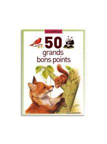 Boîte de 50 grandes images - Les animaux
