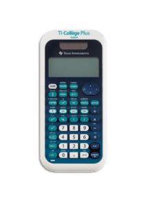 Calculatrice scientifique Texas Instruments TI Collège Plus