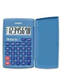 Calculatrice Casion Petite FX bleu