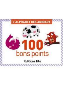 Boîte de 100 images l'alphabet des animaux