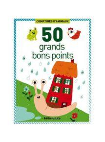 Boîte de 50 grandes images - Contines d'animaux