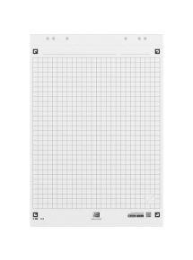 Bloc de conférence pour PaperBoard, 20 feuilles 65x98 cm quadrillées 25x25cm